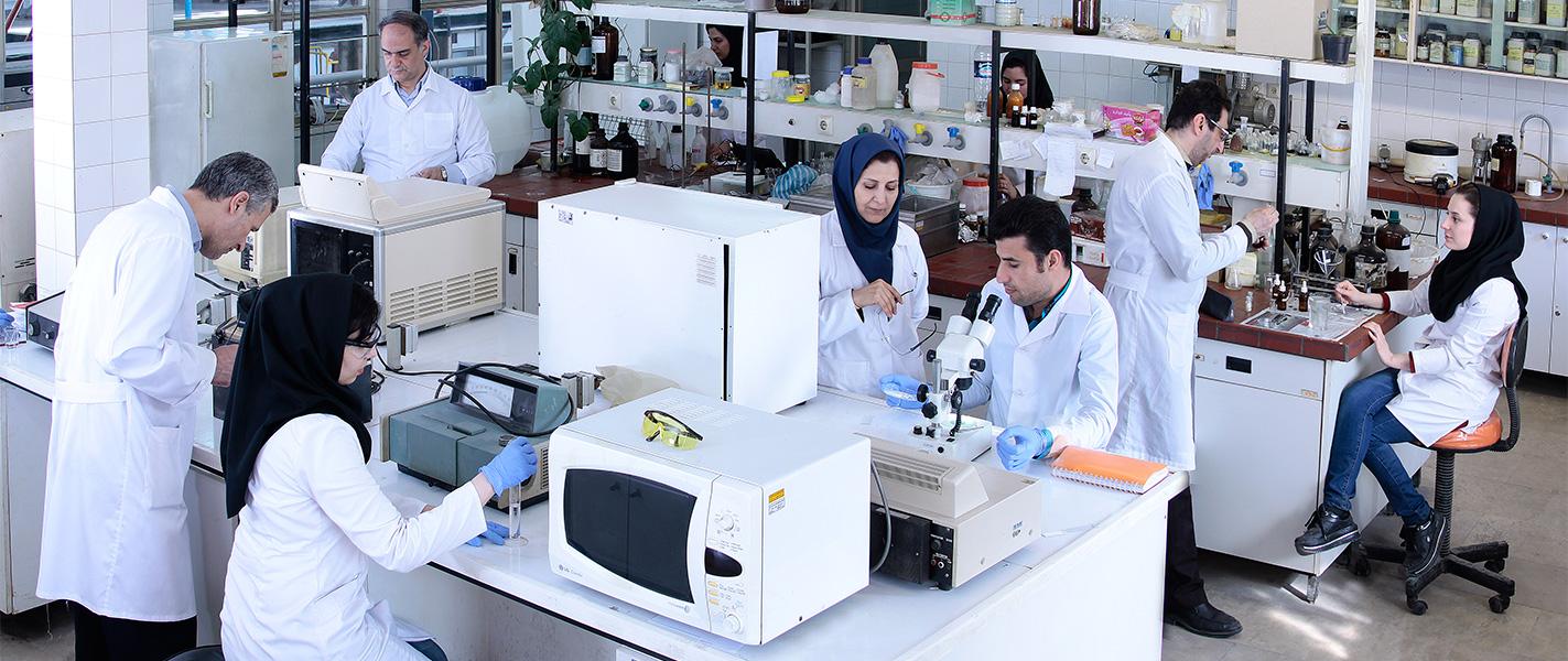 پژوهشکده فناوریهای شیمیایی